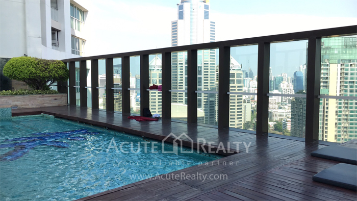 Condominium  for sale & for rent Urbana Langsuan Langsuan image11