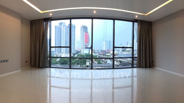 公寓  for sale & for rent The Bangkok Sathorn-Surasak sathorn image1