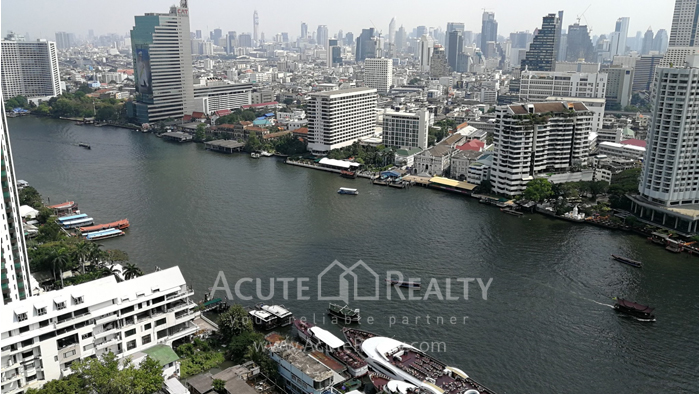 Condominium  for sale & for rent The River Sathorn - Charoennakorn image0