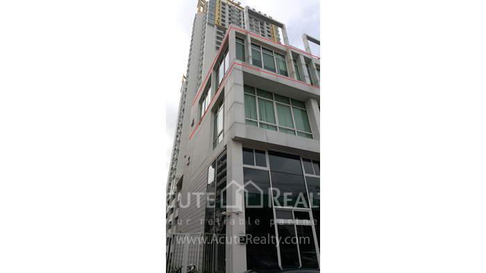Condominium, Office Space  for sale & for rent TC Green Rama 9 Rama 9 image0