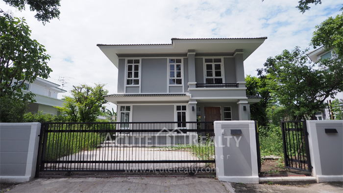 House  for sale Yothin Phatthana Rd. image0