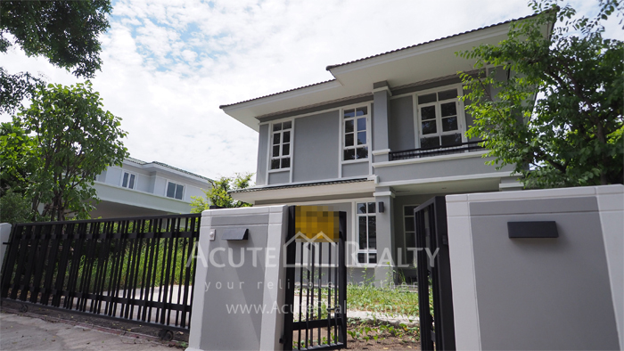 House  for sale Yothin Phatthana Rd. image1