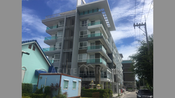 Condominium  for sale THE PATIO SEAVIEW BANGSAEN Bangsaen lang Road,Tumbon Saensuk,amphoe mueuangchonburi,Chonburi image0