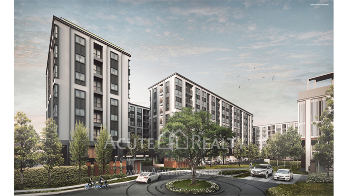 Condominium  for sale Kensington Leamchabang– Sriracha Sukhumvit Road,Thung Sukhla, Siracha, Chon Buri image1