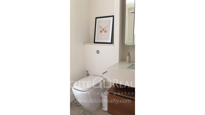 Condominium  for sale & for rent The River Charoennakorn image12