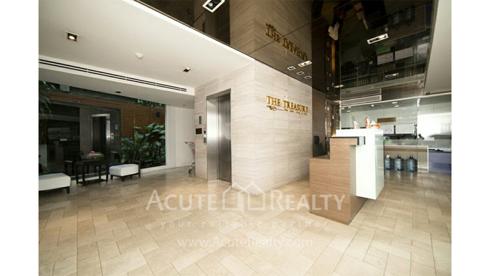 公寓  for rent The Treasure Silom Silom-Sathorn  image0