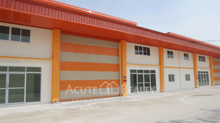 Factory, Warehouse  for sale Phraek Sa image2