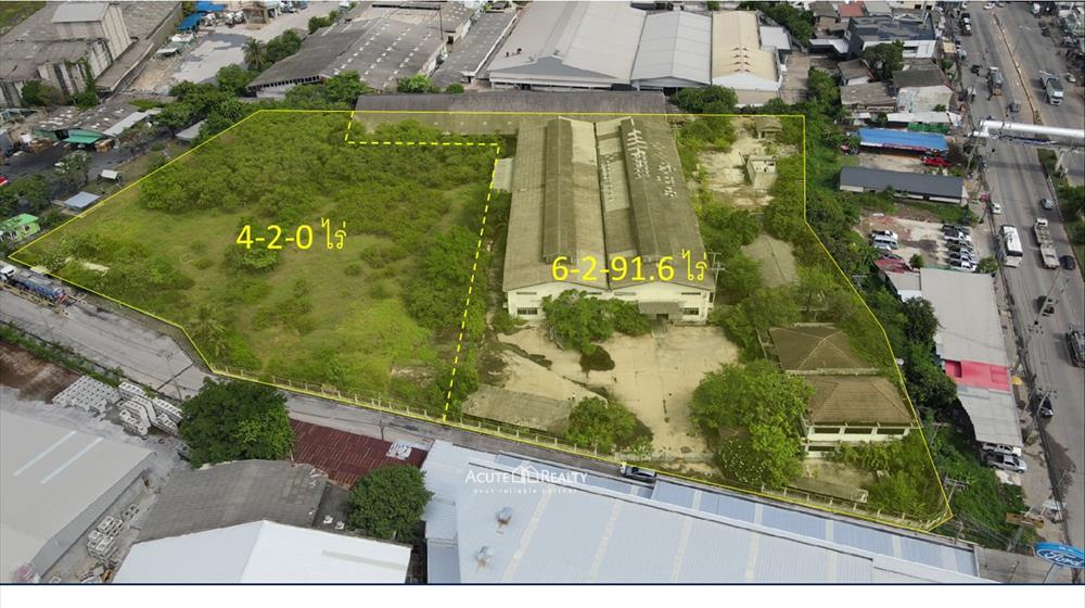 土地  for sale Suksawas Road image0