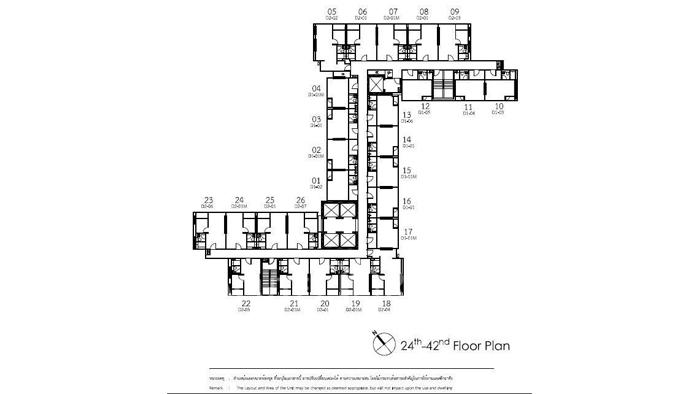 Condominium  for sale Knightsbridge Prime Sathorn Narathiwas image13