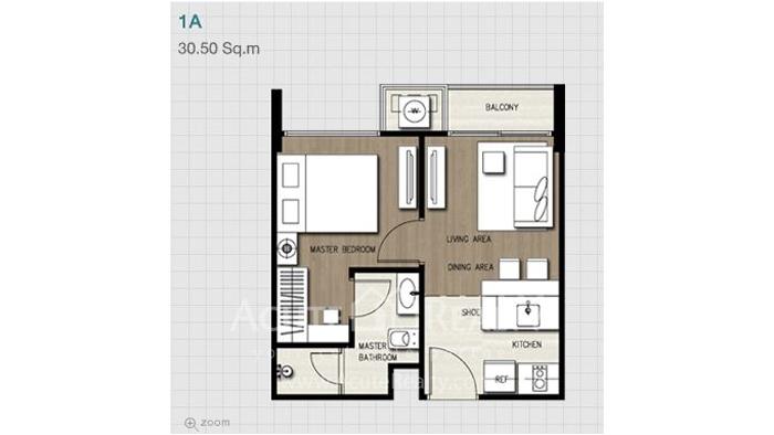 Condominium  for sale TEAL Sathorn -Taksin Sathorn-Taksin image13