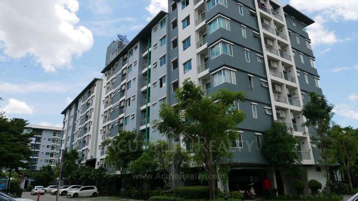 Condominium  for sale Supalai City Resort Ratchada-HuayKwang Huay Kwang, Bangkok image0