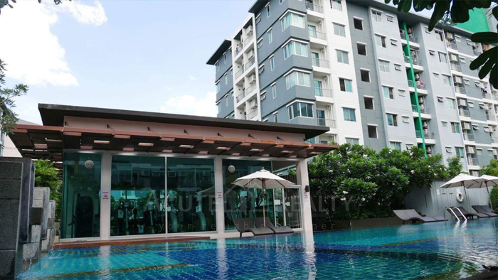 Condominium  for sale Supalai City Resort Ratchada-HuayKwang Huay Kwang, Bangkok image1