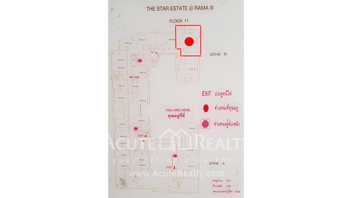 公寓  for sale The Star Estate @ Rama 3 Rama 3 (BRT Wat Pariwat) image16