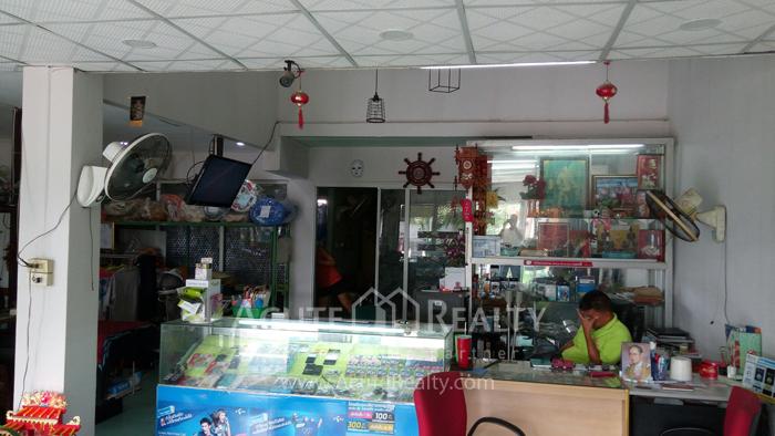 Shophouse  for sale Soi Boonprung Pattaya , Chonburi image4