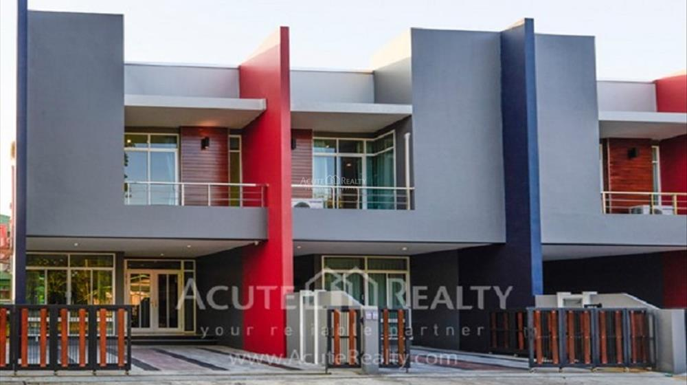 公寓行业, 联排别墅, 家庭办公室  for sale & for rent San Phi Suea, Muang, Chiang Mai image1