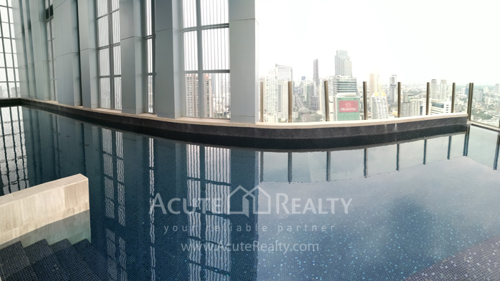 Condominium  for sale & for rent The Diplomat Sathorn Sathorn image12