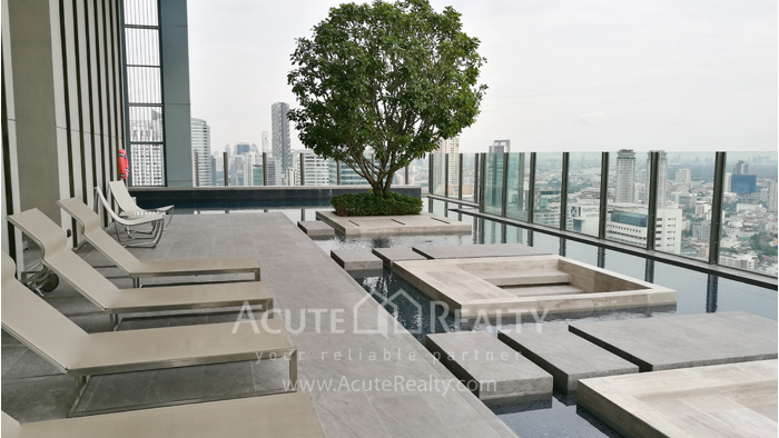 Condominium  for sale & for rent The Diplomat Sathorn Sathorn image13