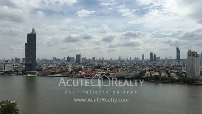 Condominium  for sale & for rent Supalai River Resort  Charoen Nakorn image0