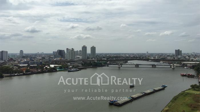 Condominium  for sale & for rent Supalai River Resort  Charoen Nakorn image1