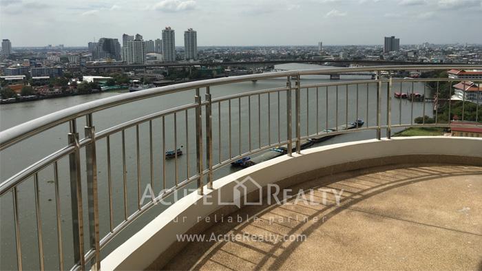 Condominium  for sale & for rent Supalai River Resort  Charoen Nakorn image4