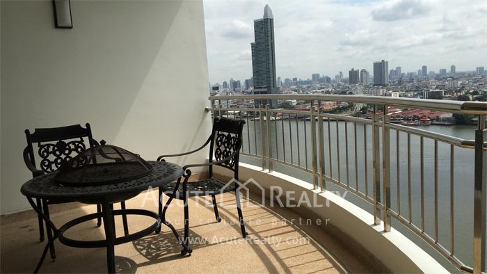 Condominium  for sale & for rent Supalai River Resort  Charoen Nakorn image5