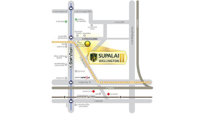 Condominium  for sale Supalai Wellington II Ratchadapisek  image12