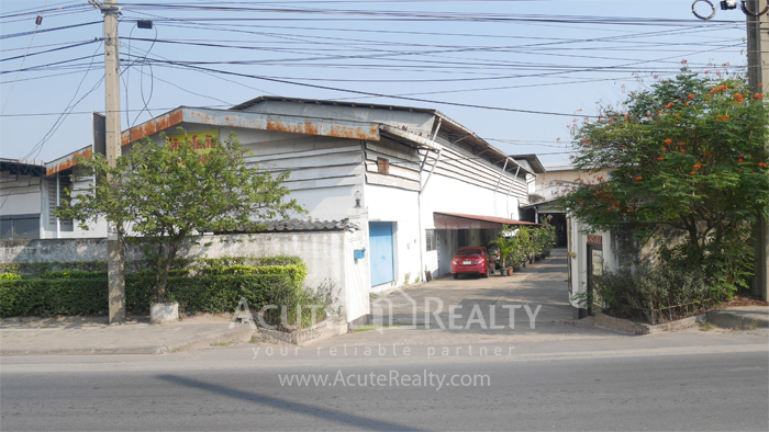Factory, Warehouse  for rent Suksawat image0