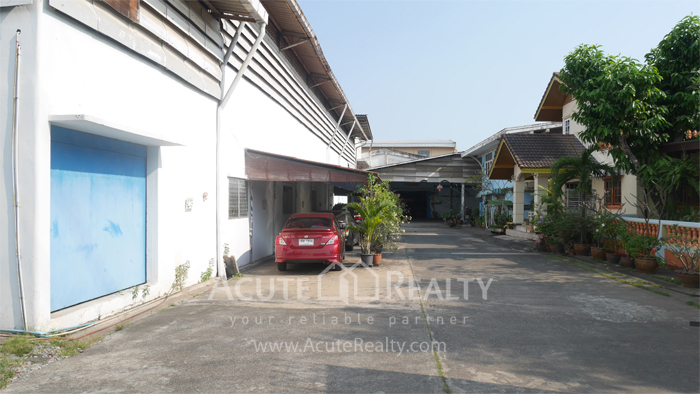 Factory, Warehouse  for rent Suksawat image3