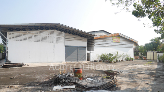 Factory, Warehouse  for rent Suksawat image4
