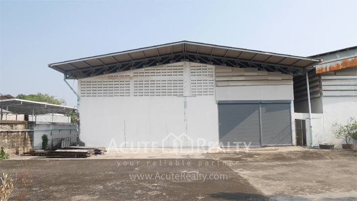 Factory, Warehouse  for rent Suksawat image5