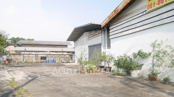 Factory, Warehouse  for rent Suksawat image6