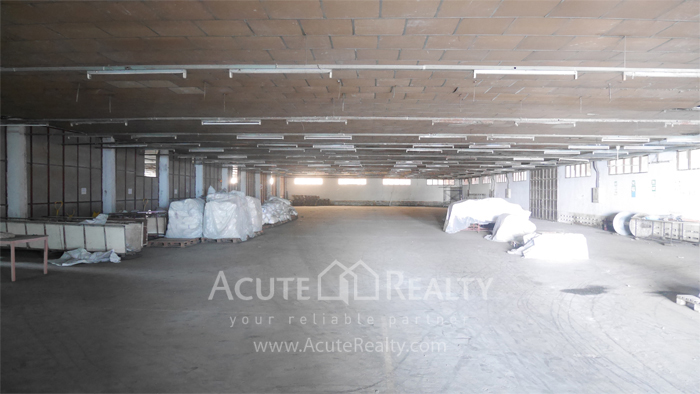 Factory, Warehouse  for rent Suksawat image7