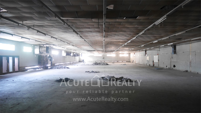 Factory, Warehouse  for rent Suksawat image8