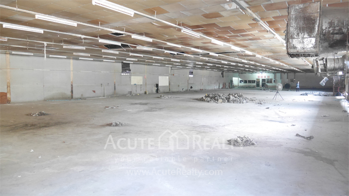 Factory, Warehouse  for rent Suksawat image9