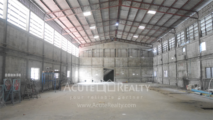 Factory, Warehouse  for rent Suksawat image12