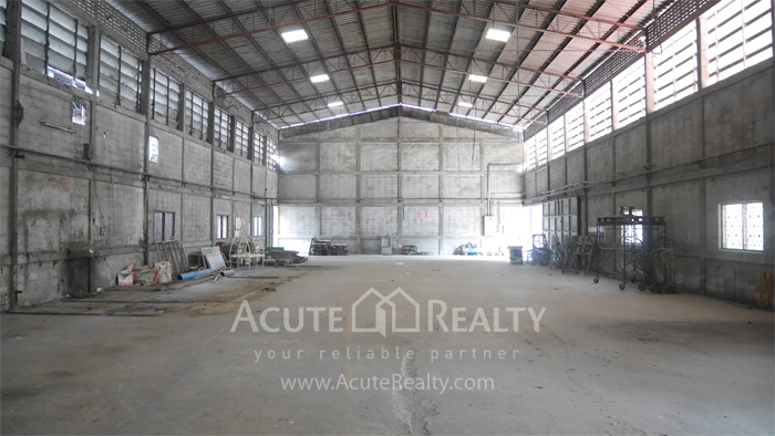 Factory, Warehouse  for rent Suksawat image13
