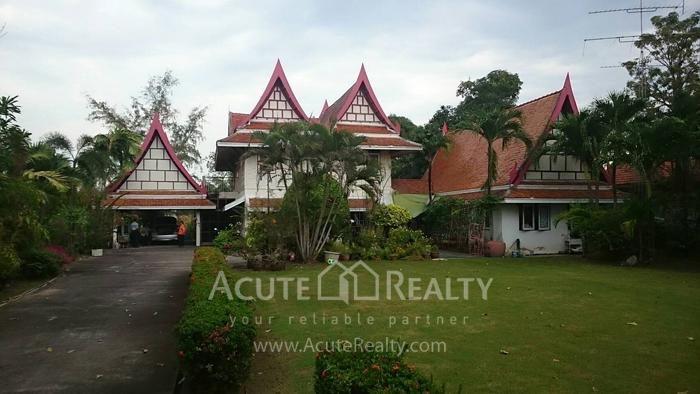 House  for sale Panya Resort. Bangpra-Sriracha. image0