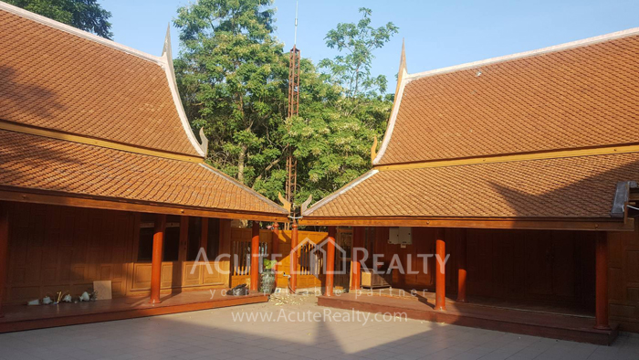 House  for rent Soi Ramkhamhaeng 12, Ramkhamhaeng Road. image1