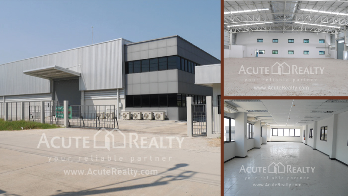 Factory, Warehouse  for sale & for rent Bangna-Trad Rd. image0