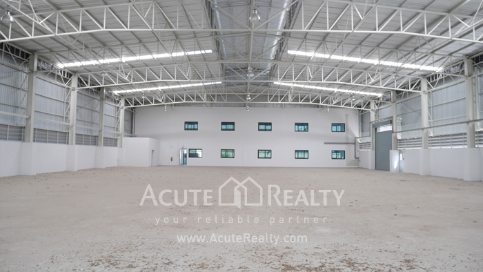 Factory, Warehouse  for sale & for rent Bangna-Trad Rd. image2