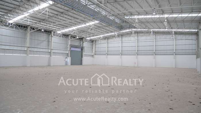 Factory, Warehouse  for sale & for rent Bangna-Trad Rd. image5