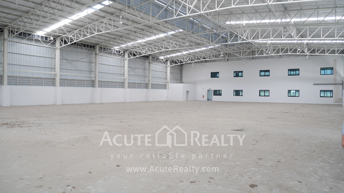Factory, Warehouse  for sale & for rent Bangna-Trad Rd. image7