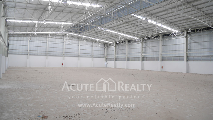 Factory, Warehouse  for sale & for rent Bangna-Trad Rd. image8