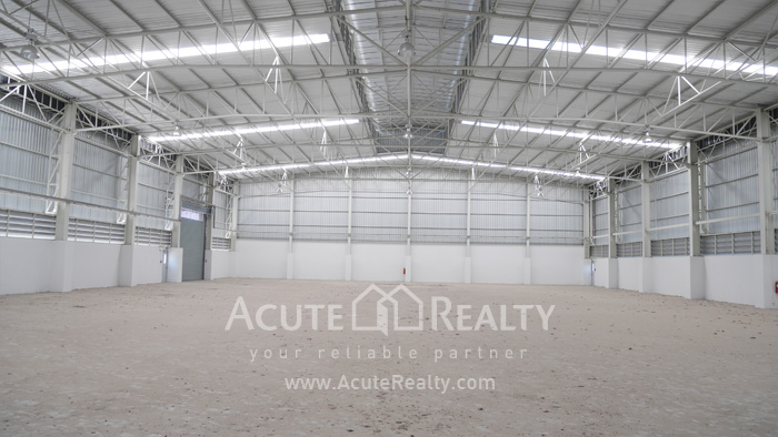 Factory, Warehouse  for sale & for rent Bangna-Trad Rd. image9