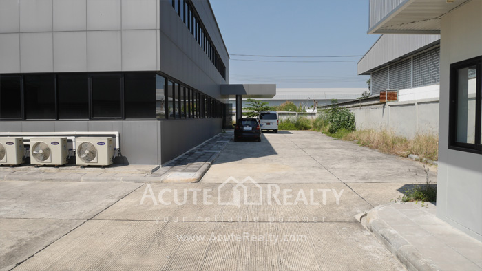 Factory, Warehouse  for sale & for rent Bangna-Trad Rd. image12