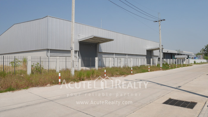 Factory, Warehouse  for sale & for rent Bangna-Trad Rd. image13