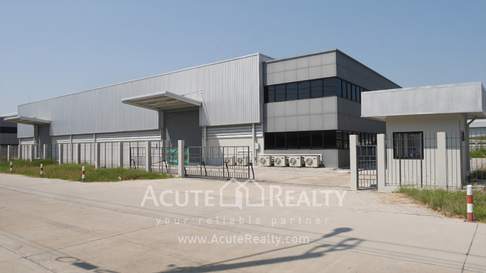 Factory, Warehouse  for sale & for rent Bangna-Trad Rd. image14