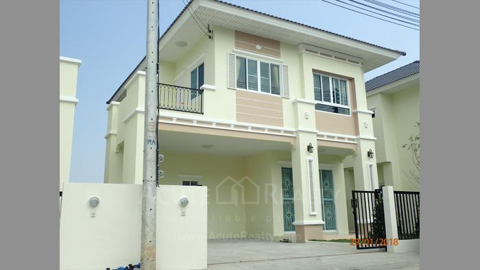 House  for rent Diya Valley Sriracha. image1