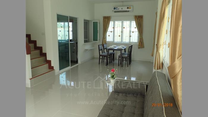 House  for rent Diya Valley Sriracha. image4