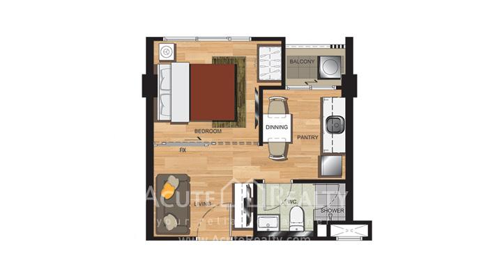 Condominium  for sale One Plus Business Park 3 Nong Pa Khrang image8
